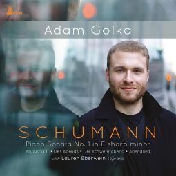SCHUMANN Piano Sonata No. 1, Op. 11 etc