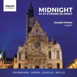 Midnight at St Etienne du Mont