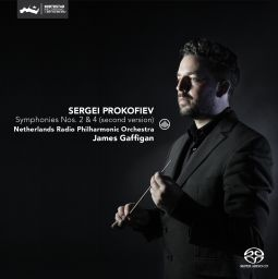 Symphonies Nos. 2 & 4 (second version)