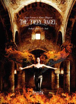 The Fiery Angel (Book CD)