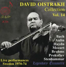 David Oistrakh Collection | Legendary Treasures Vol. 14
