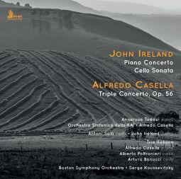 Piano Concerto / Cello Sonata / Triple Concerto