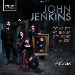 Complete Four-Part Consort Music