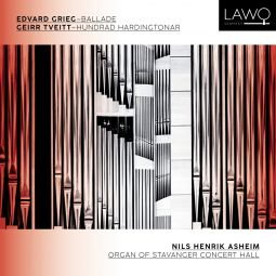 Grieg & Tveitt | Ballade & Hundrad Hardingtonar