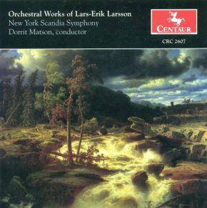 Larsson, L.-E.: Pastorale Suite / The Winter