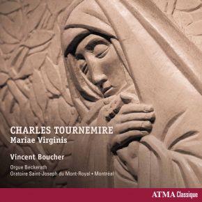 Tournemire Vol. 4 - Mariae Virginis