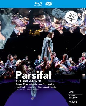 Parsifal (BluRay DVD)