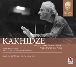 The Nutcracker / Piano Concerto No. 1, Op. 23 - The Legacy vol. 6