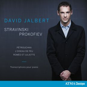 Piano Transcriptions • Pétrouchka / L'Oiseau de feu / Roméo & Juliette