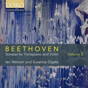 Sonatas for Fortepiano and Violin Volume 3