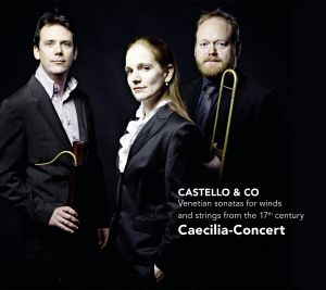 Castello & Co - Venetian sonatas for winds and strings from the 17th century