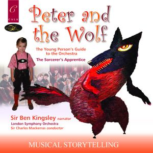 Peter And The Wolf/the Young Person's Guide .../...
