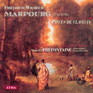 Pieces for Harpsichord (reissue)