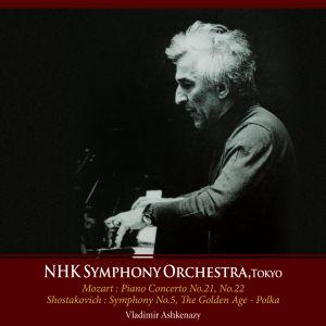 Piano Concerto No. 21, 22 / Symphony No. 5 / The Golden Age