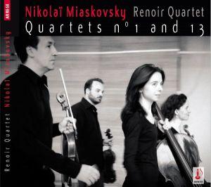 String Quartets Nos.1 & 13