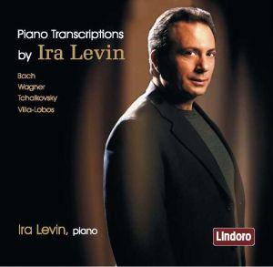 Piano Transcriptions by Ira Levin