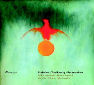 Symphony 1/Piano Sonata 7/Cello Sonata