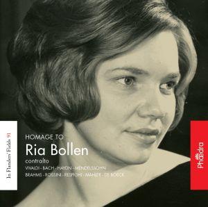 In Flanders' Fields Vol. 91 - Hommage to Ria Bollen