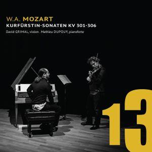 W.A. Mozart Kurfürstin-Sonaten KV301-306