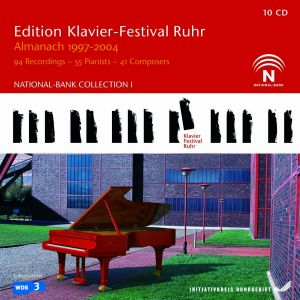 Almanach 1997-2004 - Edition Ruhr Piano Festival Vol. 1-8