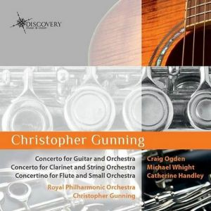 Concerto for Guitar/Concerto for Clarinet/Concertino for Flute