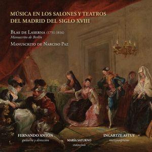Música en Los Salones y Teatros del Madrid del Siglo XVIII