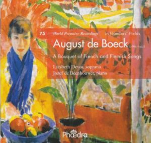 A bouquet of French and Flemish Songs