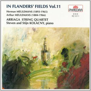 Five Piano Pieces/String Quartets IFF 11