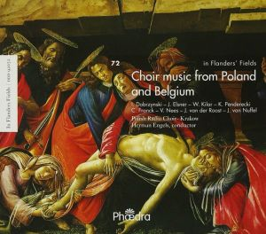 Choir Music from Poland and Belgium