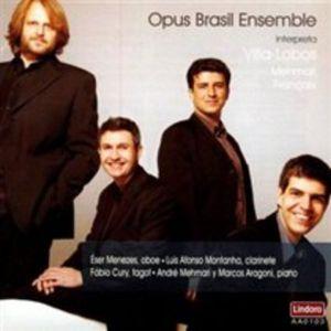 Opus Brasil Ensemble plays Villa-Lobos
