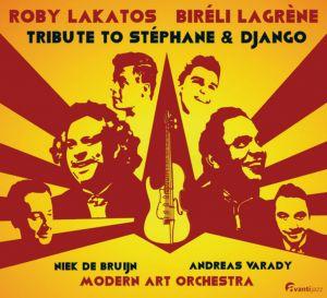 Tribute to Stéphane & Django (CD)