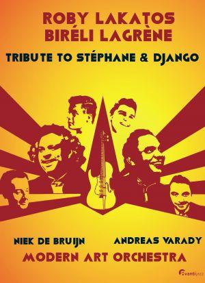 Tribute to Stéphane & Django (DVD)