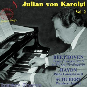Legendary Treasures - Julian von Karolyi Vol. 2