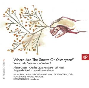 In Flanders' Fields Vol. 96 - Where Are The Snows Of Yesterday?
