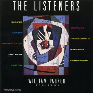 The Listeners - 20th-Century Art Songs