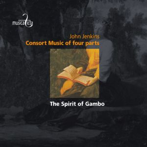 The Spirit of Gambo - Consort Music of Four Parts