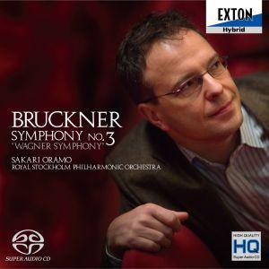 Bruckner Symphony no.3 - 'Wagner Symphony'