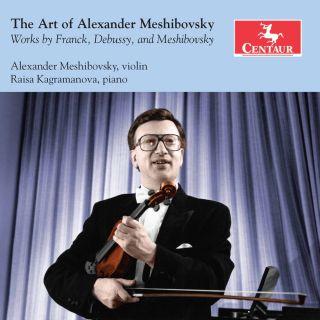 The Art of Alexander Meshibovsky