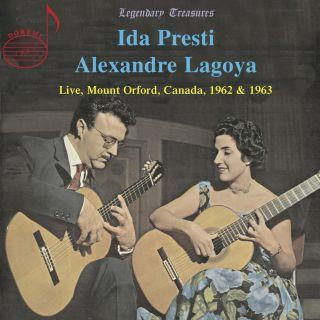 Presti & Lagoya Live: Canada 1962 & 1963