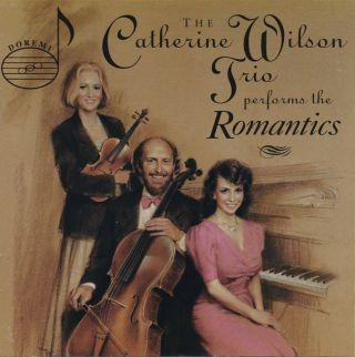 The Romantics: Works for Piano Trio by Fauré, Schubert, Bloch & Widor