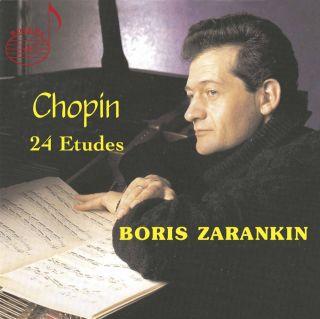 Chopin: 24 Etudes, Opp. 10 & 25