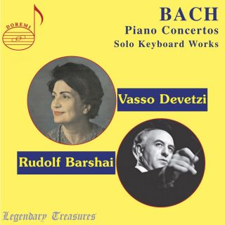 Bach: Piano Concertos & Solo Keyboard Works