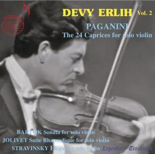 Devy Erlih, Vol. 2: Paganini Caprices