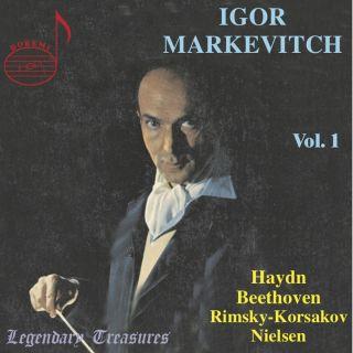 Igor Markevitch, Vol. 1: Scheherazade and Symphonies by Beethoven, Haydn & Nielsen
