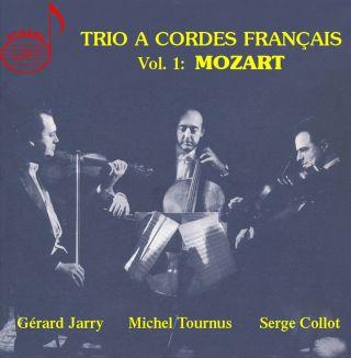 Trio a cordes français, Vol. 1: Mozart