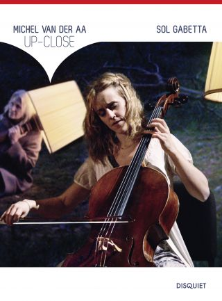 Up-Close - for solo cello, string ensemble and film