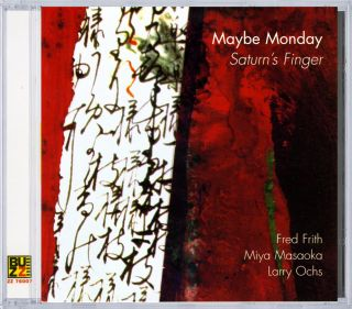Maybe Monday - Saturn