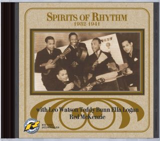 The Spirits of Rhythm 1934-1941