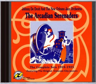 The Arcadian serenaders - 1924 - 1925