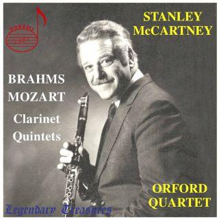 Brahms & Mozart: Clarinet Quintets